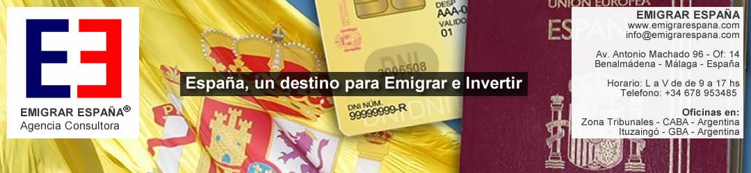 .:Emigrar a España:. Agencia Consultora para Emigrantes